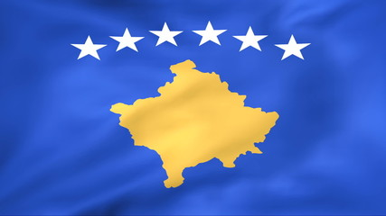 Developing the flag of Kosovo