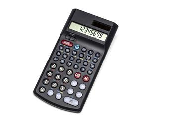 Taschenrechner freigestellt