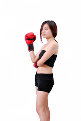 Asian girl fighter_12