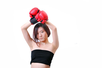 Asian girl fighter_11