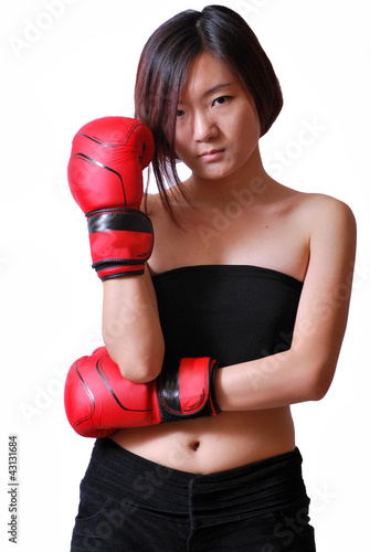 Asian girl fighter_14