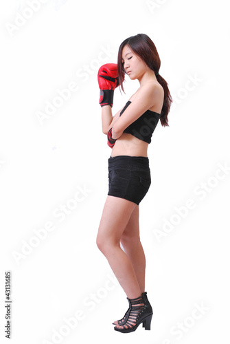 Asian girl fighter_13