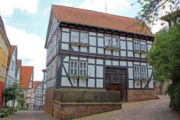 Fachwerkhaus in Schlitz (Hessen)
