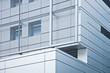 modernes Gebäude  - Hausfassade