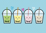 Sweet Bubble Teas