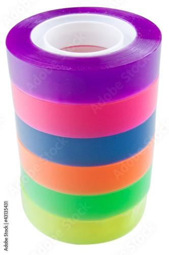ruban adh sif couleur photo libre de droits sur la banque d 39 images image 43135431. Black Bedroom Furniture Sets. Home Design Ideas