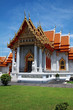 Thai Buddhist temple in Bangkok