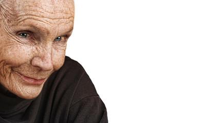 Beautiful Senior Woman