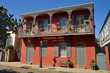 Historisches Haus im French Quarter in New Orleans