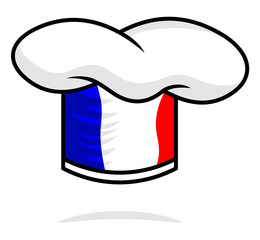 french chef hat