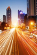 Urban Landscape, traffic lights