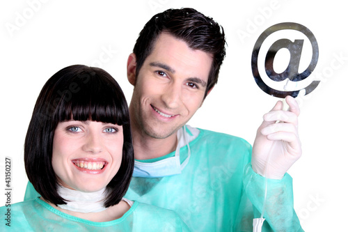 Medicine and Internet
