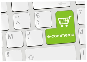 clavier e-commerce