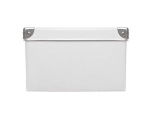 Box on a white background. Symbol Logistics