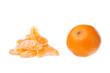 Mandarin, lobules