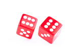 Two dices rolled