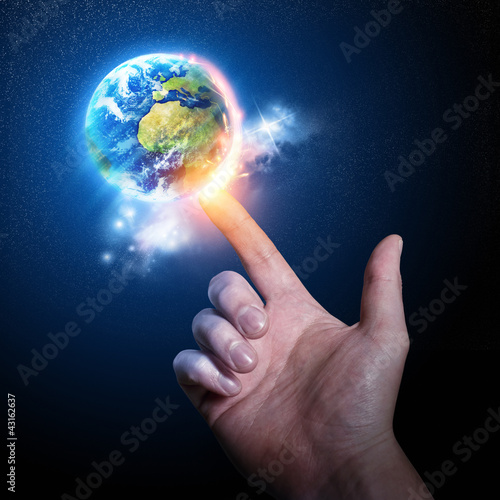 World on your Fingertip