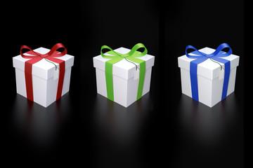 Regalos colores / Color presents