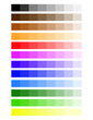 Color scale full