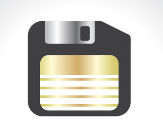 abstract save icon
