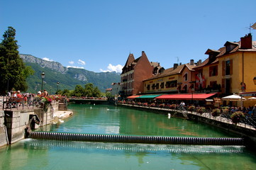 Panorama d'Annecy