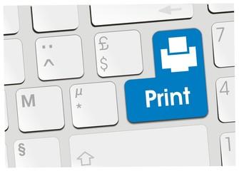 clavier print