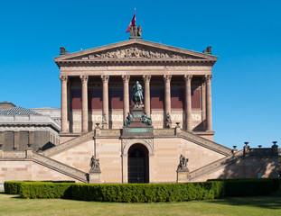 Old Nationalgallery of Berlin