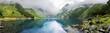 Leinwanddruck Bild - Lake Marian