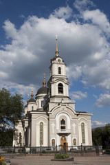 Donetsk Holy Transfiguration Cathedral