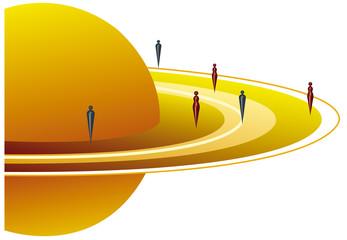 組織、概念図.1