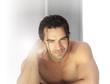 Sexy spa man