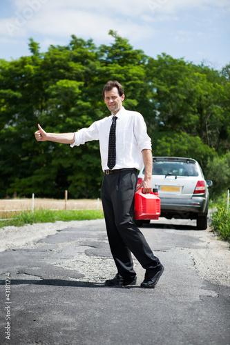 Panne de voiture