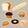 Breads set