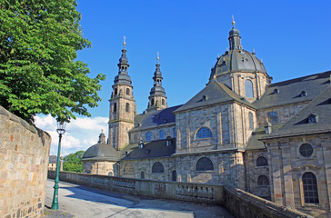 Fulda: Barocker Dom (18. Jh.; Hessen)