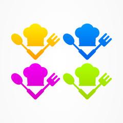 Boss Icon kitchen logo.