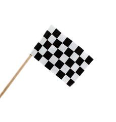 drapeau a damier réussite