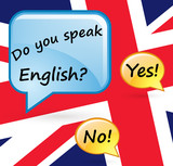 Fototapety Do you speak English?