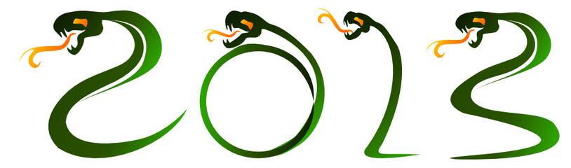 2013 - année du serpent