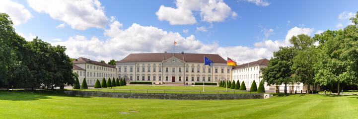 Panoramafoto Berlin, Schloss Belvue