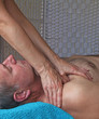 Deep Tissue Massage to Shoulder