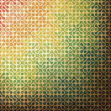 Abstract rainbow background made from joined parts. Vector, EPS1