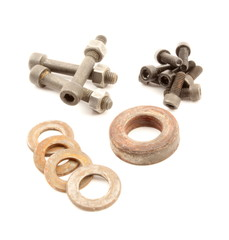 Rust washer and mechanical