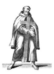 Penitent - Monk
