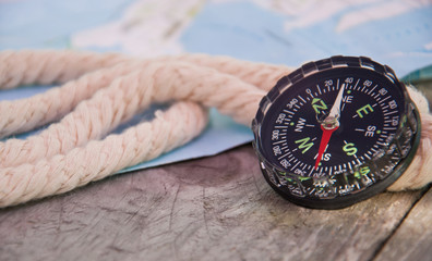 Rope and compass
