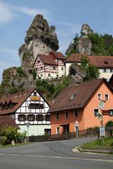 Tüchersfeld - Fränkische Schweiz