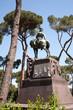 Rom Denkmal im Parco Borghese