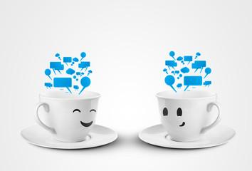 cups communicate