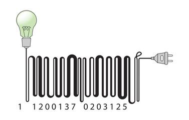 Codice a barre elettrico