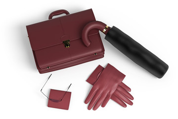 Accessories for businessman