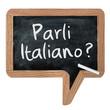 Parli Italiano ?